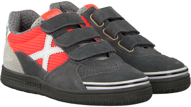 Grijze MUNICH Sneakers G-3 VCO  - large