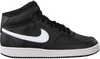 Zwarte NIKE Lage sneakers COURT VISION MID WMNS  - small
