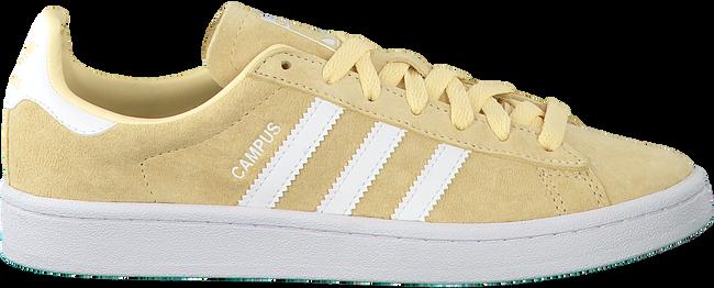 Gele ADIDAS Sneakers CAMPUS DAMES  - large