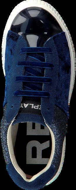 Blauwe REPLAY Sneakers MORRISEY  - large