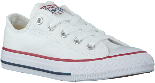 Witte CONVERSE Sneakers CHUCK TAYLOR KIDS - large