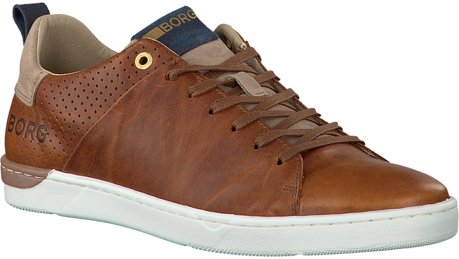 Cognac BJORN BORG Sneakers KENDRICK  - large