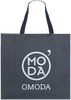 Zwarte OMODA Shopper 40x12x35 - small