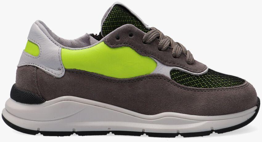 Grijze PINOCCHIO Lage Sneaker P1770 - larger