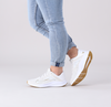 Beige NIKE Lage sneakers QUEST 3 WMNS - small