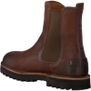 Bruine SHABBIES Chelsea boots 181020148 - small