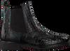 Zwarte OMODA Chelsea boots 73B-003  - small