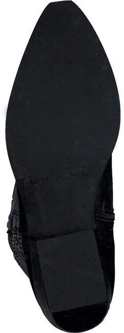 Zwarte DEABUSED Hoge laarzen DEA-60  - large