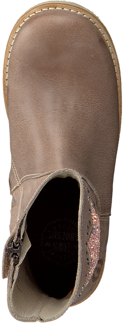 Taupe SHOESME Lange laarzen CR7W091  - large