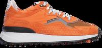 Oranje FLORIS VAN BOMMEL Lage sneakers 16337  - medium
