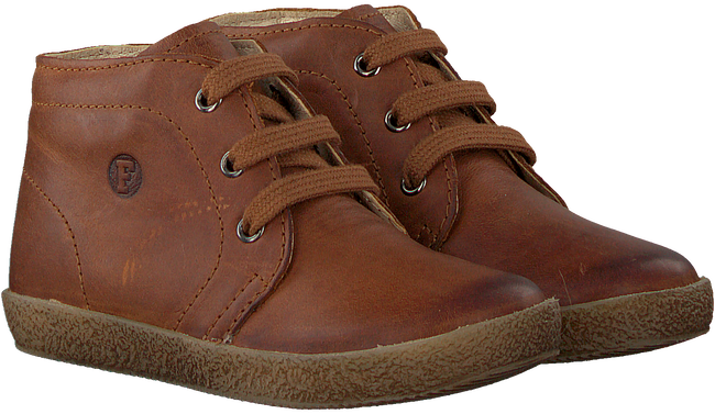 Cognac FALCOTTO Veterschoenen CONTE  - large