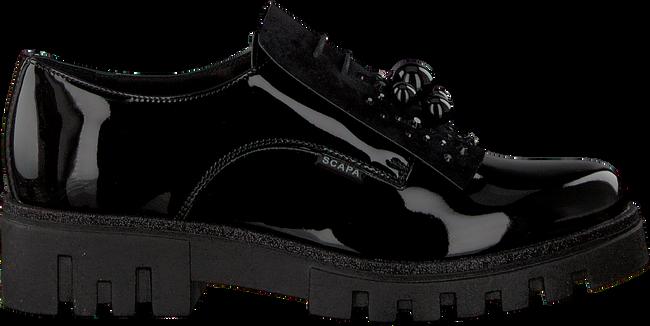Zwarte SCAPA Veterschoenen 21/4332 - large