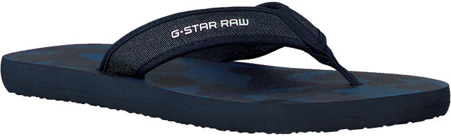 Blauwe G-STAR RAW Teenslippers LOAQ  - large