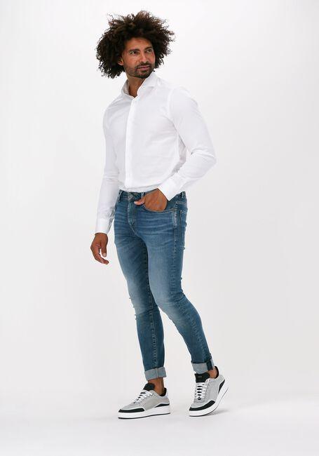 Witte PORTO MILANO Klassiek overhemd MILANO  - large
