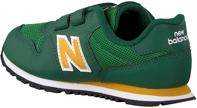 groene new balance sneakers yv500 m