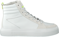 Witte KENNEL & SCHMENGER Hoge sneaker 22510  - medium