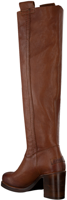 Cognac SHABBIES Lange laarzen 193020038  - large