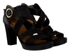 Zwarte PAUL GREEN Sandalen 6657  - small