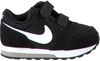 Zwarte NIKE Sneakers MD RUNNER 2 (TDV)  - small