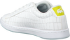 Witte LACOSTE Sneakers CARNABY EVO 118 1 SPC  - small