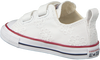 Witte CONVERSE Sneakers CHUCK TAYLOR AS 2V OX - small