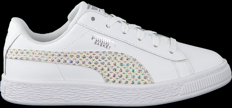 cf2b5658feb Witte PUMA Sneakers BASKET CHAMELEON - large. Next