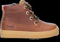 Cognac KOEL4KIDS Hoge sneaker 03M008  - medium