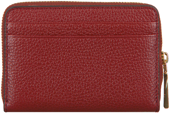 Rode MICHAEL KORS Portemonnee ZA COIN CARD CASE  - large