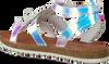 Zilveren JOCHIE & FREAKS Sandalen 20722 2m11zItl