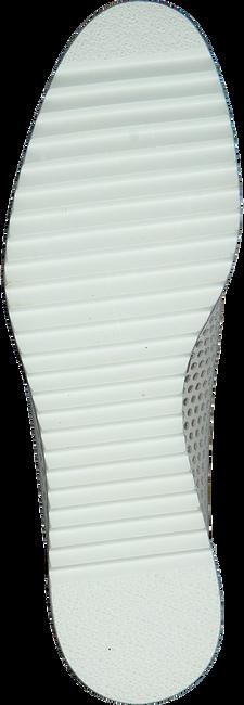 Witte PERTINI Veterschoenen 14891  - large