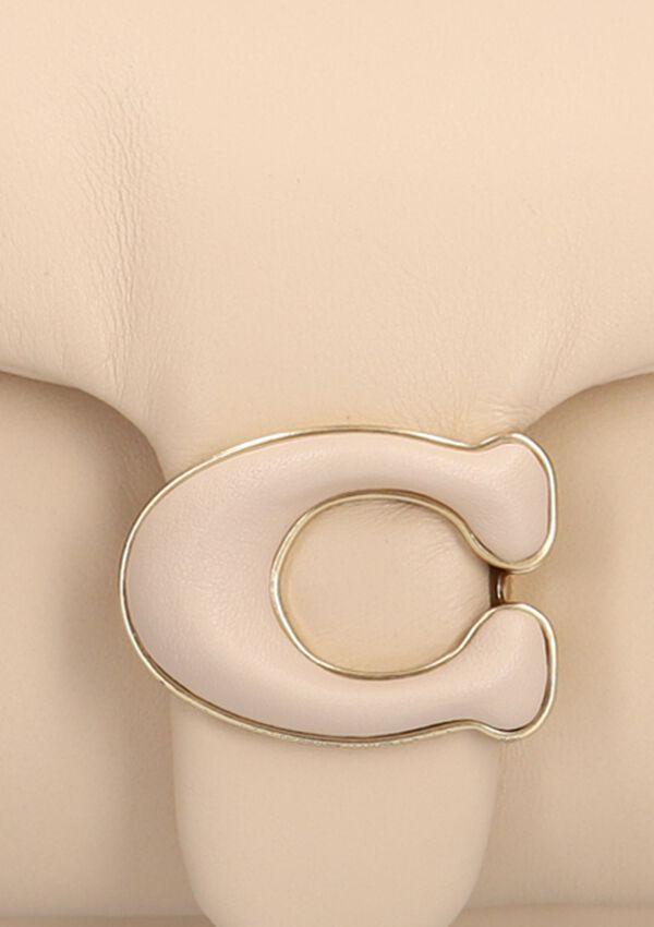 Witte COACH Schoudertas TABBY SCHOULDER BAG 7  - larger