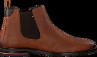 Cognac TOMMY HILFIGER Chelsea boots SIGNATURE HILFIGER CHELSEA  - medium