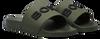 Groene BJORN BORG Badslippers KNOX MLD K  - small
