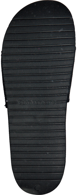 Zwarte CALVIN KLEIN Slippers CHANTAL - large