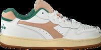 Witte DIADORA Lage sneakers MI BASKET LOW USED WN - medium