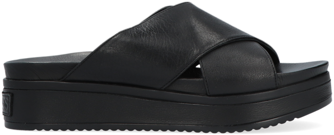 Zwarte SHABBIES Slippers 170020162  - large