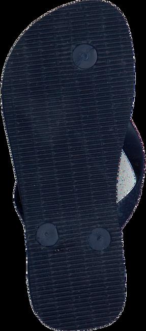 Blauwe HAVAIANAS Slippers BRASIL LOGO KIDS  - large