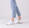 Witte PIEDI NUDI Sneakers 2507-02  - small