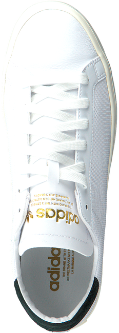 Witte ADIDAS Sneakers COURTVANTAGE HEREN  - large