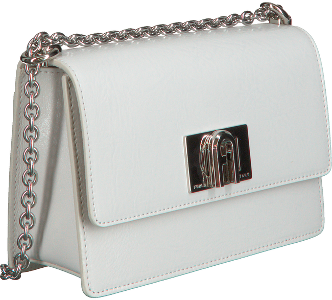 Witte FURLA Schoudertas 1927 MINI CROSSBODY - large