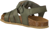 Groene RED-RAG Sandalen 19091 - small