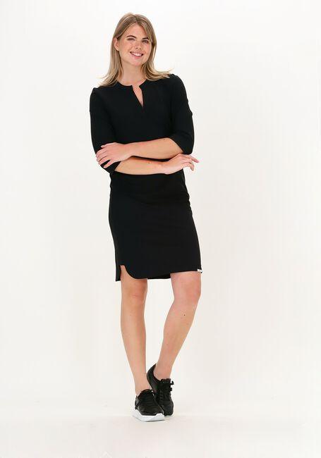 Zwarte PENN & INK Mini jurk JILL  - large