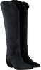 Zwarte NUBIKK Hoge laarzen ALEX GILLY  - small