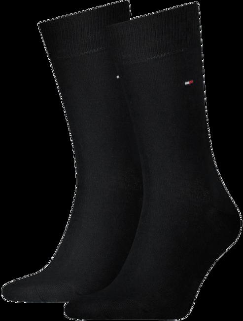 Zwarte TOMMY HILFIGER Sokken TH MEN SOCK CLASSIC - large