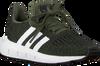 Groene ADIDAS Sneakers SWIFT RUN I - small