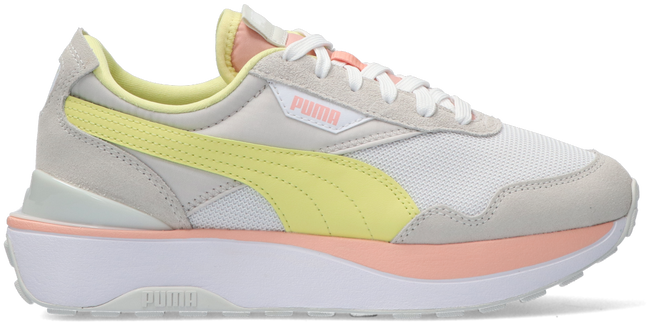 Beige PUMA Lage sneakers CRUISE RIDER SILK ROAD WN'S  - large