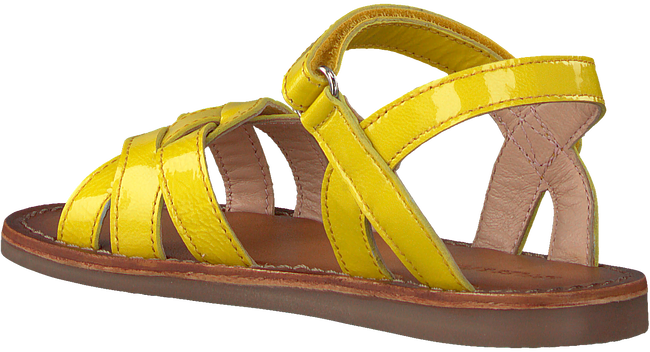 Gele APPLES & PEARS Sandalen FANNY  - large