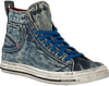 Blauwe DIESEL Sneakers MAGNETE EXPOSURE STRIPE  - small