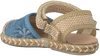 Blauwe BUNNIES JR Sandalen SUMMER SWEET  - small