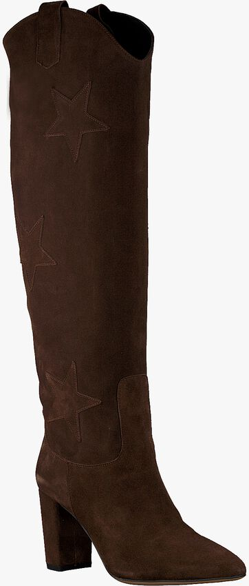 Bruine FABIENNE CHAPOT Hoge laarzen HUGO HIGH STAR BOOT  - larger